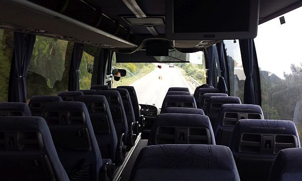 bus travel in Montenegro