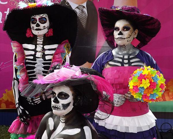 November 2 in Mexico