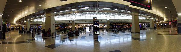 airport terminal USA