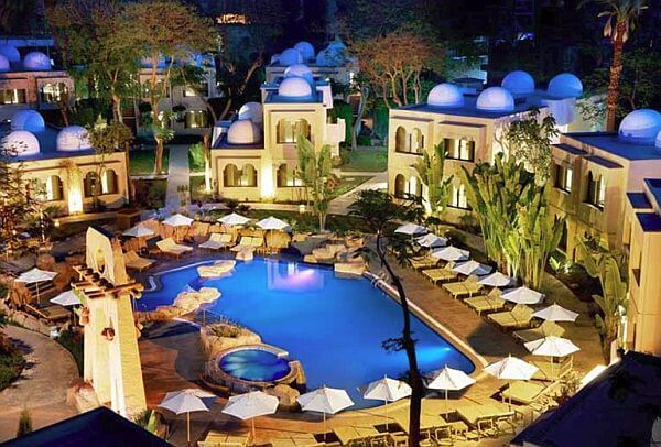 hotel deal in Luxor, Egypt