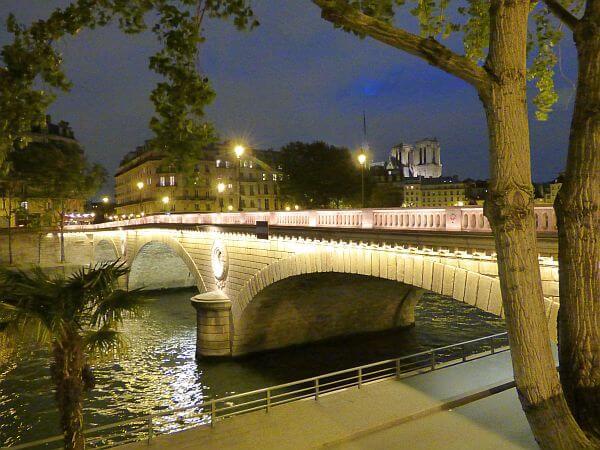 Paris France stopover one night