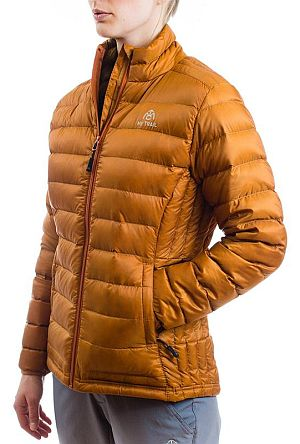 MyTrail down jacket for travel