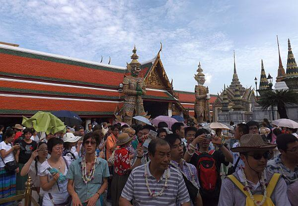 overtourism in Thailand