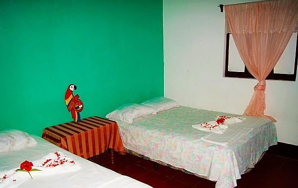cheap hotel Ometepe Nicaragua