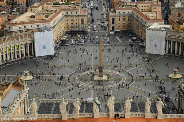 Vatican City watch for pickpockets