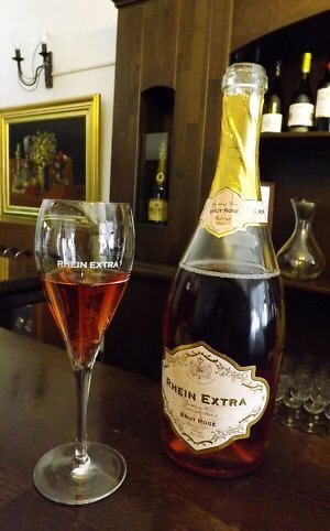 quality bubbly in Romania, one of Europe's cheapest wine destinations