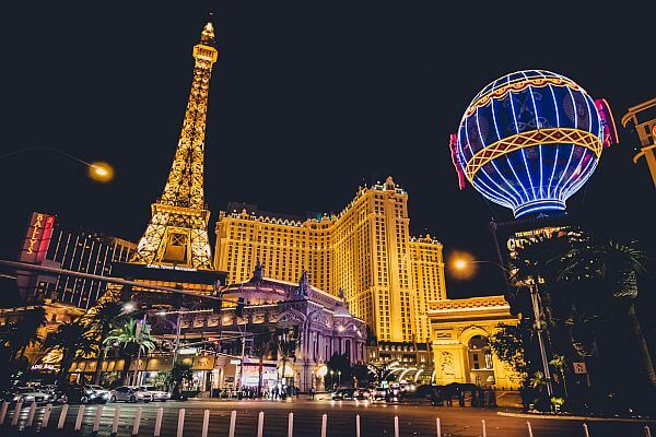 cash back from booking Paris Las Vegas Hotel