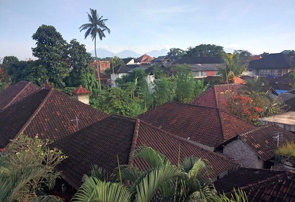 living in Ubud Bali in Indonesia