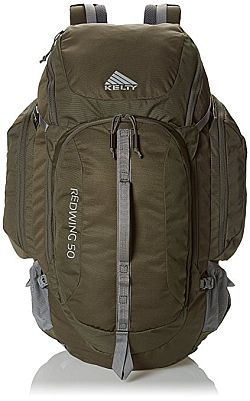 Kelty Redwing backpack took cycling