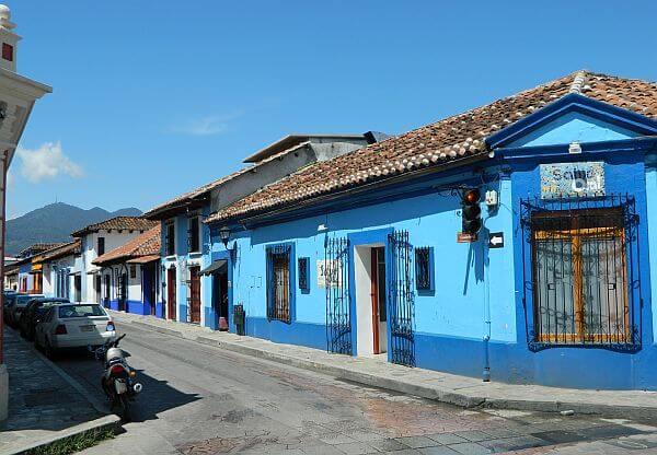 magic town san cristobal de las casas Mexico