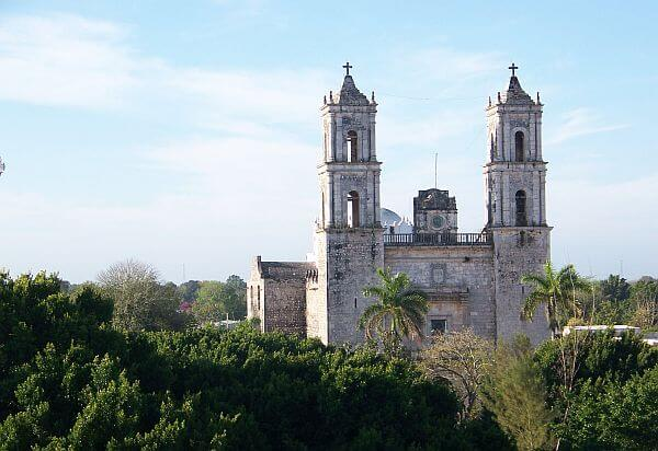 magic town vallodolid Yucatan