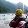 Trishuli River whitewater rafting Nepal from Kathmandu