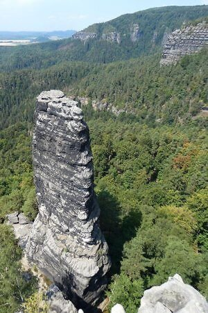 Bohemian Switzerland Czech Republic tour with Northern Hikes
