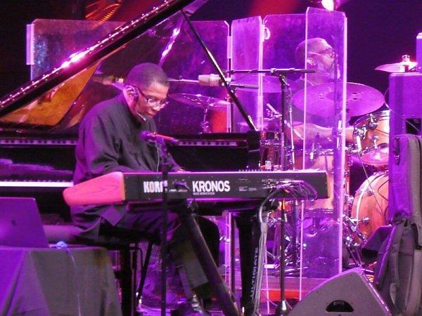 Herbie Hancock live in Montreal Quebec