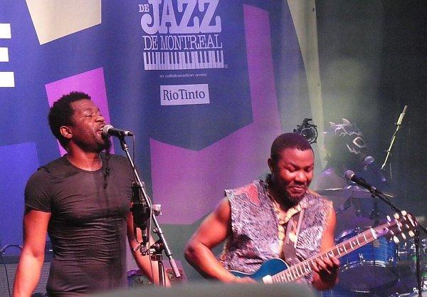 Montreal Jazz Festival Jupiter and Okwess live