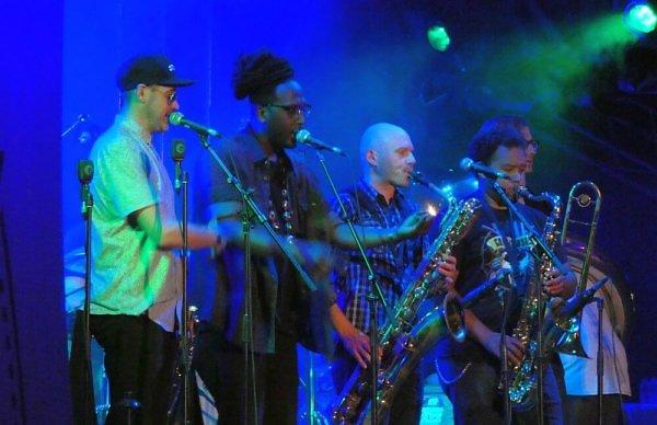 Montreal Jazz Fest Lowdown Brass Band