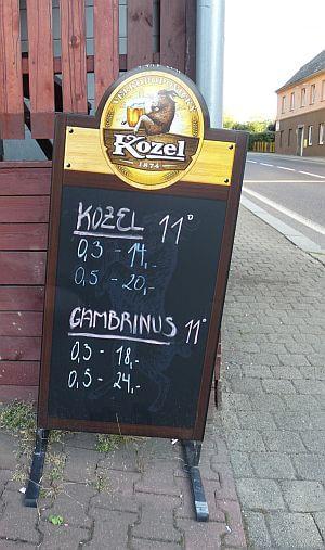 dollar beers czech republic