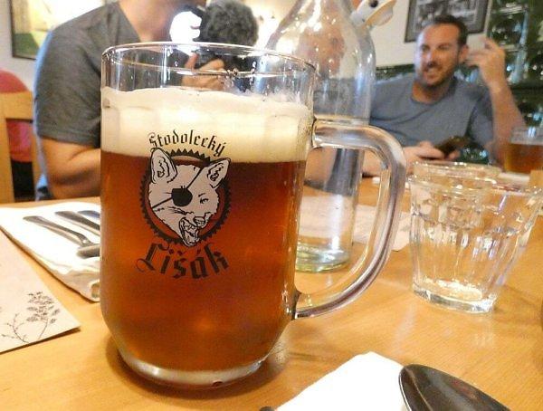 czech amber beer