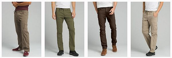 Prana pants for men
