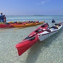 kayaks in Belize