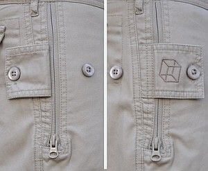 Clothing Arts pants pockets