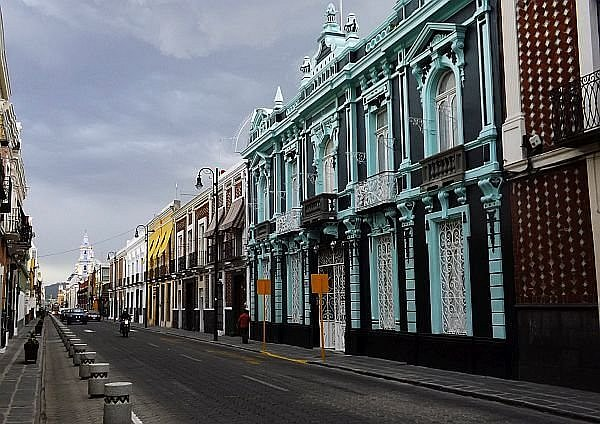 The cost of living in Mexico has actually gone down the past few years, including here in Puebla