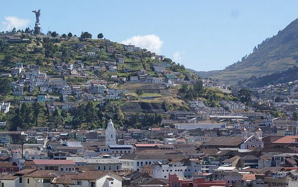 Quito - one of the cheapest Latin American capital cities for hotels