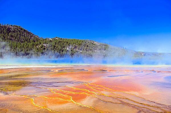 Yellowstone National Park travel