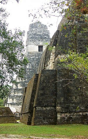Tikal, Guatemala is one of the great wonders of the world and was a Mayan stronghold