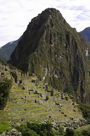 Machu Picchu, one of the 7 wonders of the world