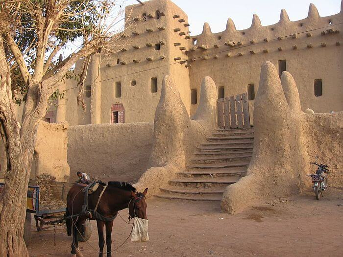 Mali travel story from Djenne