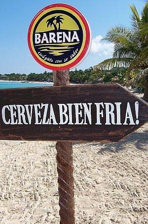 Retire on the beach on social security on Roatan Island