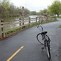 Erie Canal bike trail