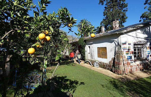 estancia house in Uruguay