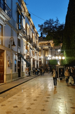 Explore Guanajuato at night on a bars and tacos tour
