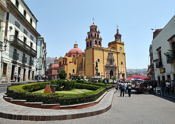 best Guanajuato tours in Mexico