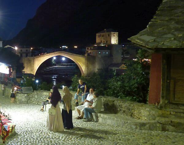 Bosnia hot destination