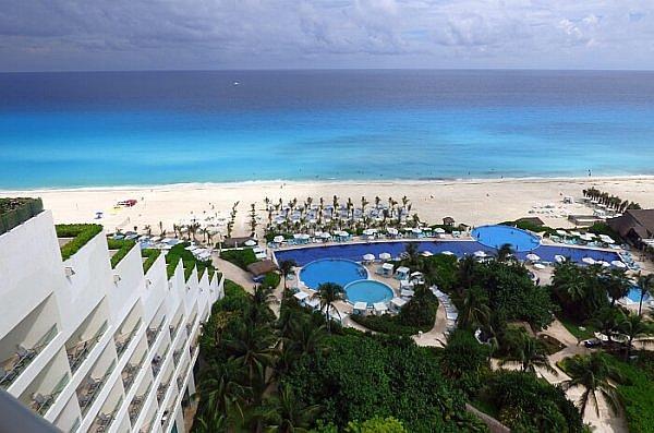 Cancun Mexico popular destination