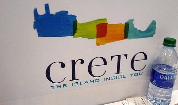 Crete tourism slogan