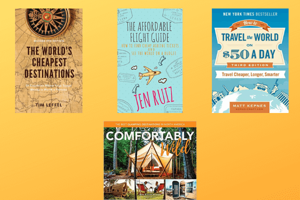 bargain travel books bundle