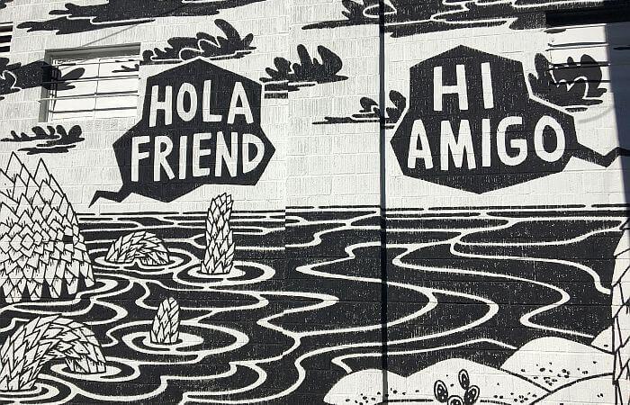 travel story on street art in Austin