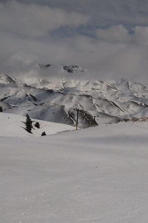 Soldier Mountain ski resort