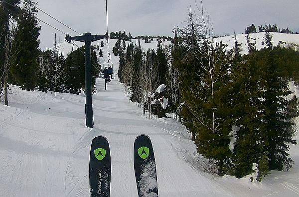 Magic Mountain Idaho ski hill