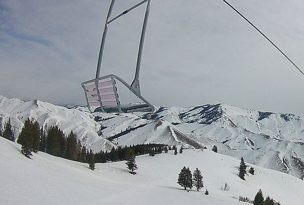 soldier mountain chairlift