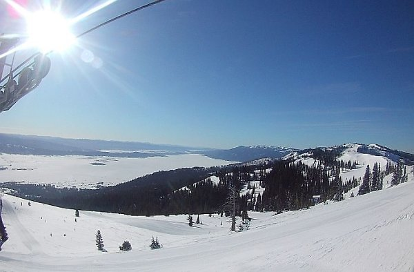 Tamarack ski resort Idaho