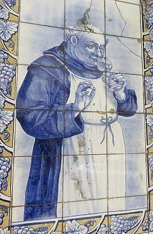 Lisbon tile art