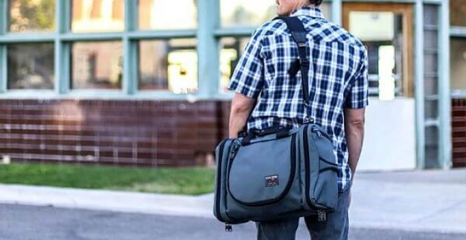 Tom Bihn made in America luggage