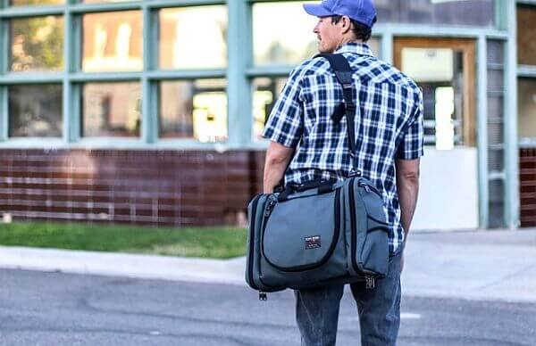 Tom Bihn made in America luggage