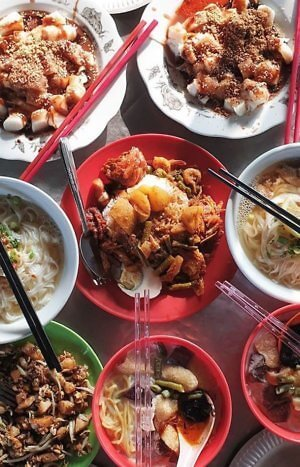 Those people living in Malaysia always have a lot of delicious food to choose from
