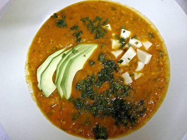 make locro de papa stew at home